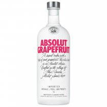 1 X Absolut Grapefruit 40% 1L