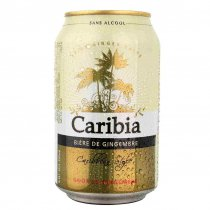 1 X Caribia Ginger Beer 24x0,33l