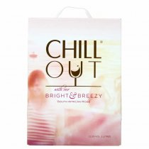1 X Chill Out Bright & Breezy Rosé 3L BiB