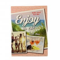 1 X Enjoy Rose Wine 3L BIB