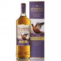 1 X Famous Grouse Wine Cask 40% 1L
