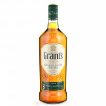 1 X GRANTS 8 YO SHERRY CASK BT 1l 40%