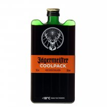 1 X Jägermeister Cool PET 0,35l 35%