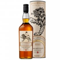 1 X Lagavulin 9 Year Old Game of Thrones 0,7l 46%