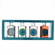 1 X Malfy Gin Mini 4-pack 41% 4x 0,05L