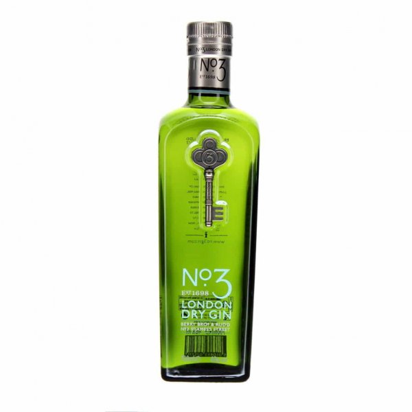 1 X No. 3 - London Dry Gin 0,7L 46%