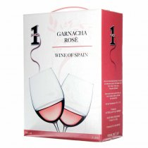 1 X No.1 Garnacha Rose 3L BIB
