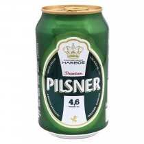 1 X SPECIALS Harboe Pilsner 4,6% 24x0,33l ds.