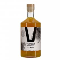 1 X Virtuous Ginger vodka 0,7l 40% Bio