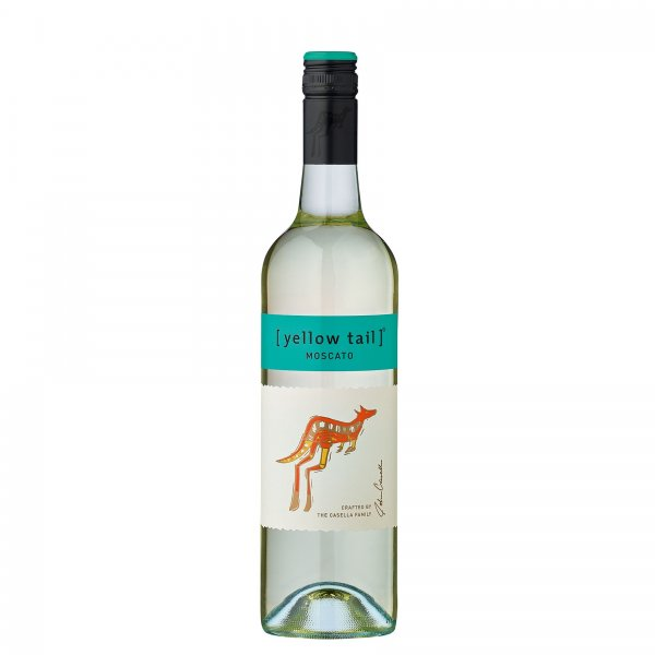 6 X Yellow Tail Moscato 0,75L