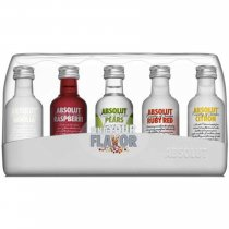 1 X Absolut Five 5pak