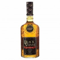 1 X Black Velvet Canadian Whisky 8 yo 40% 1l