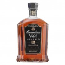 1 X Canadian Club 12 Years 0,7l 40%