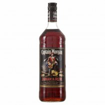 1 X Captain Morgan 1L Black Label 40%