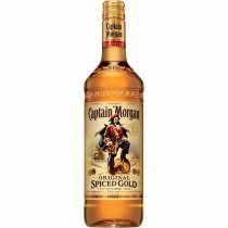 1 X Captain Morgan 0,7L Spiced Gold 35%