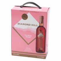 1 X Diamond Hill Rose 3l BIB