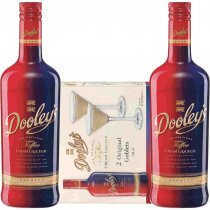 1 X Dooley's Toffee Twin-Pack 2x0,7l 17%