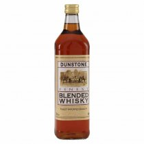 1 X Dunstone Blended Whisky 40% 0,7l