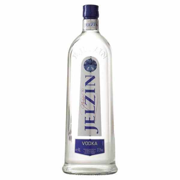 1 X Jelzin Vodka 37,5% 1l