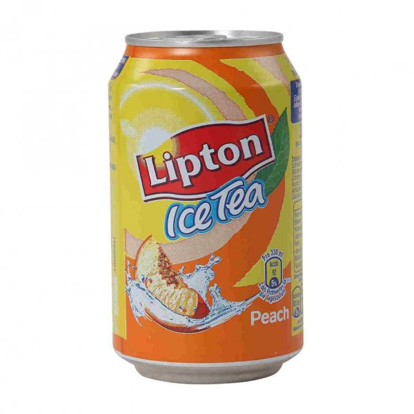1 X Lipton Peach 24x0,33l ds